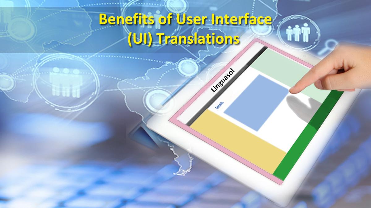 User Interface (UI) Translations