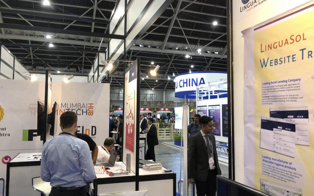 LinguaSol participated in Singapore FinTech Festival 2019