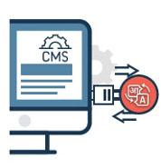 CMS plugins for Website Translations